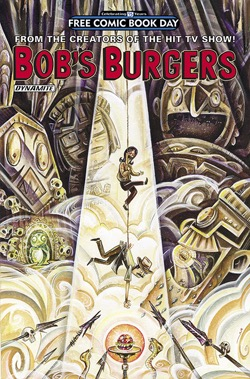 DYNAMITE - BOB'S BURGERS FCBD 2016.jpg