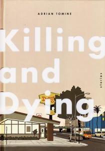 killing_and_dying_adrian_tomine_drawn_quarterly_cover