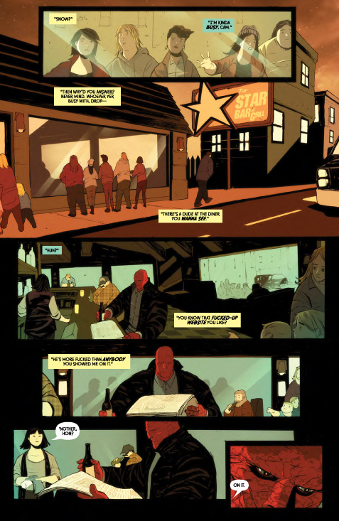 American Monster PDF Bleeding Cool Preview 3