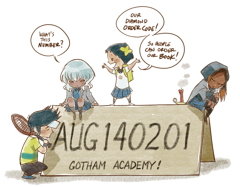 Gotham-Academy-Order-Code.png