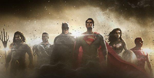 justice league concept