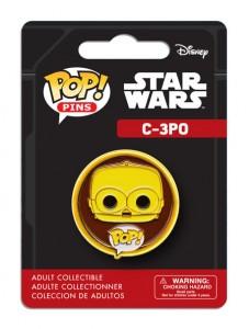 POP! PINS: C-3PO