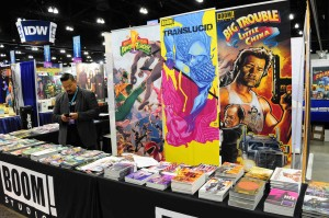 Boom Studios Booth