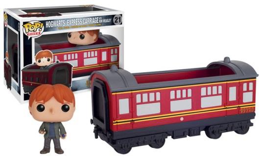 Funko's POP! Rides Series: Ron Weasley