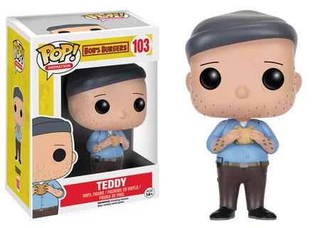 Funko's Pop! Bob's Burgers: Teddy