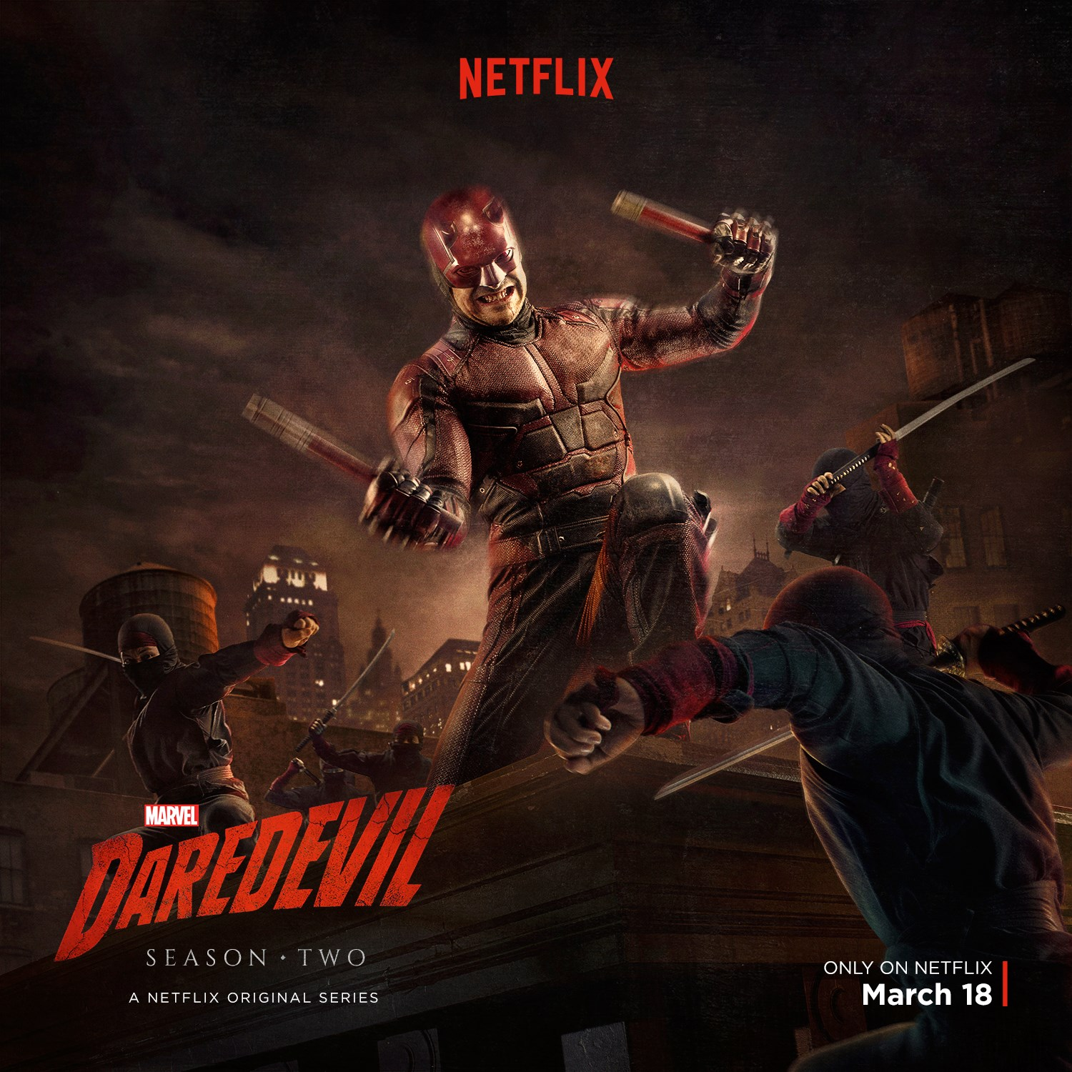 daredevil season 2 poster costume