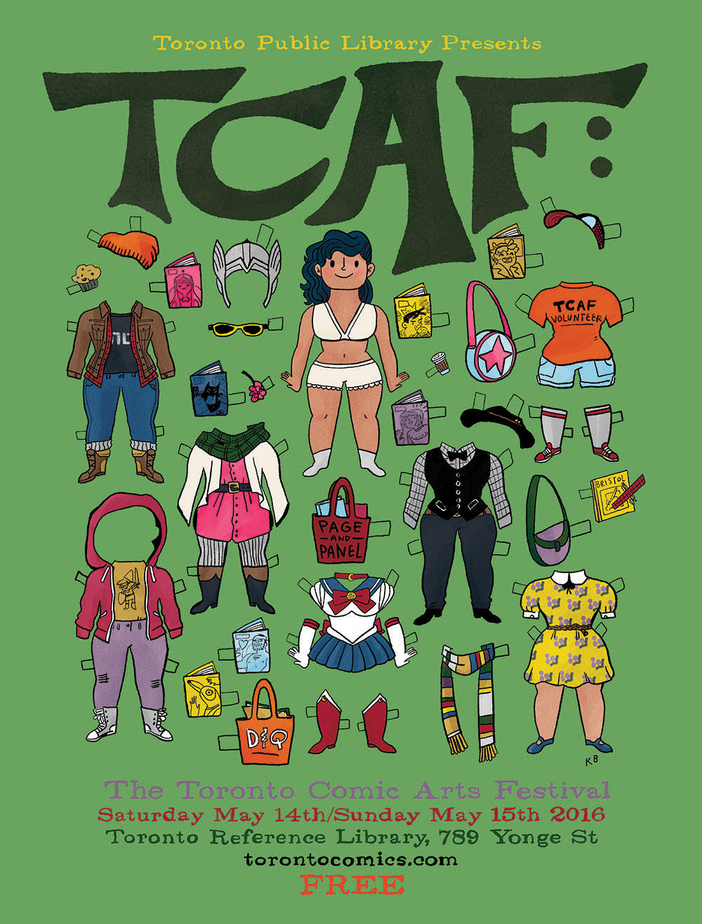 tcaf poster