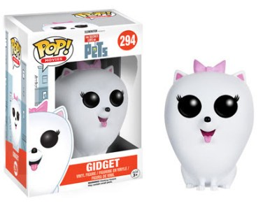 Gidget (the Pomeranian)