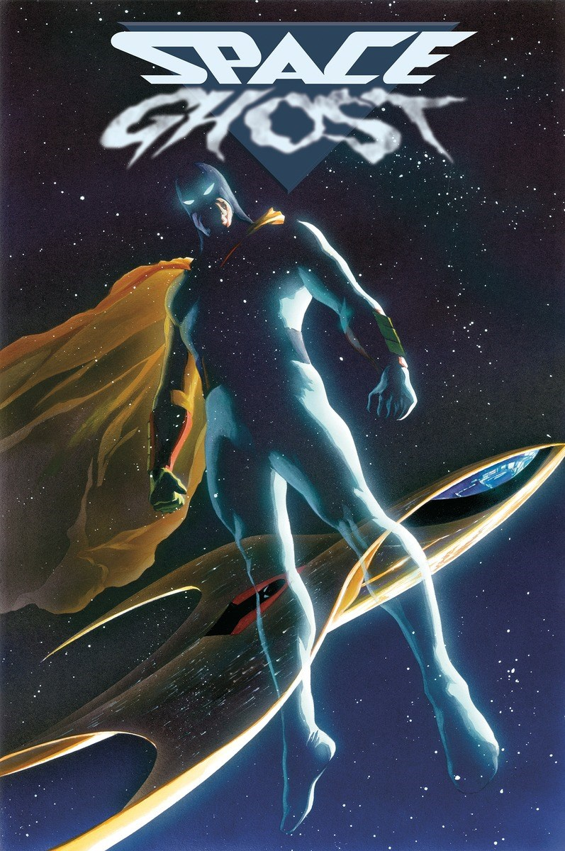 9781401267643 space ghost