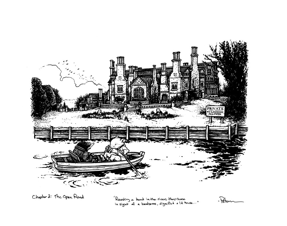2 rowing to toad hall