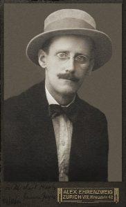 JAMES JOYCE, IRELAND'S SECOND-GREATEST MODERN WRITER