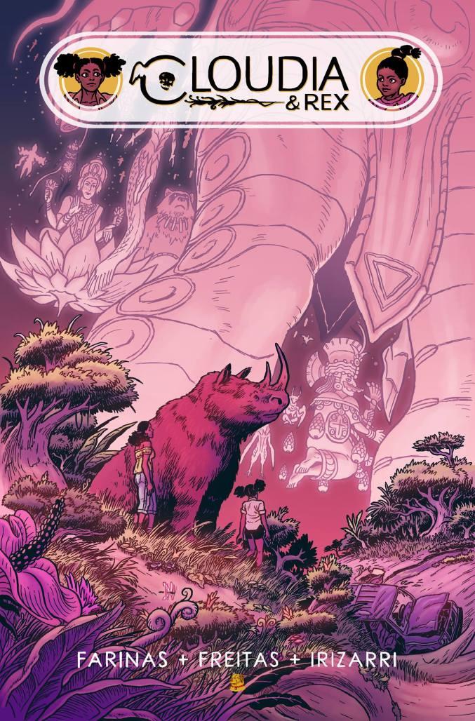 Cloudia + Rex Cover