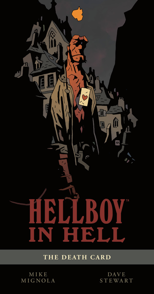 Hellboy in hell hardcover