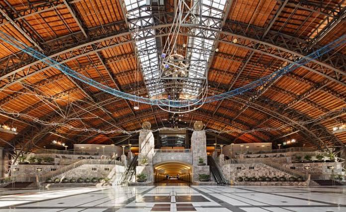philadelphia convention center grand hall