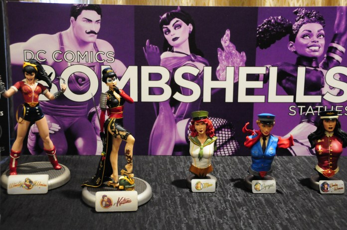 Bombshells: Statues and Busts