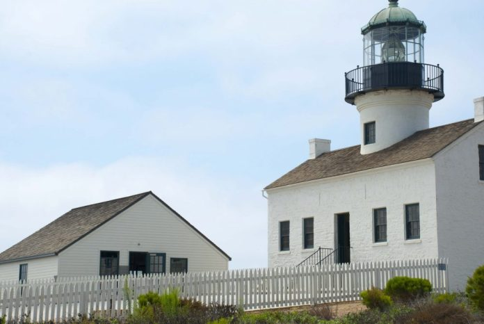 Lighthouse at Cabrillo National Monument