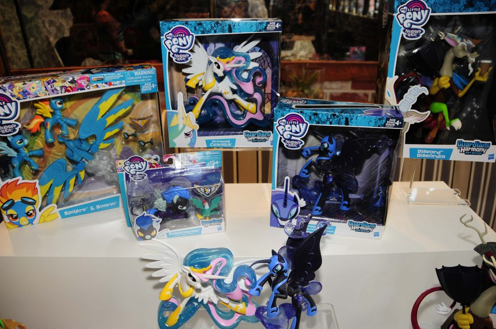 My Little Pony: Friendship is Magic - Guardians of Harmony