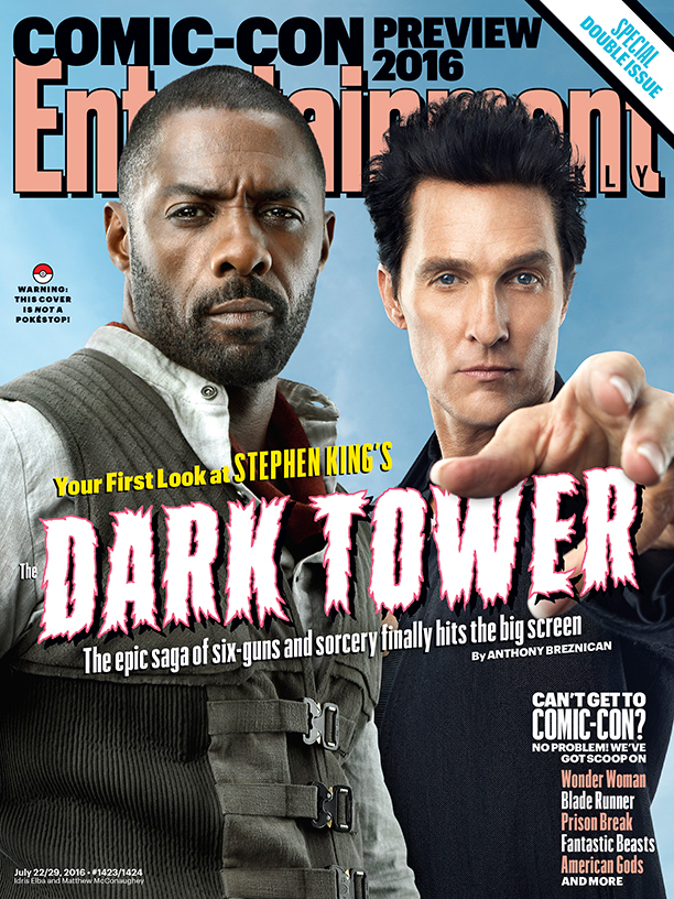 The Dark Tower EW Cover