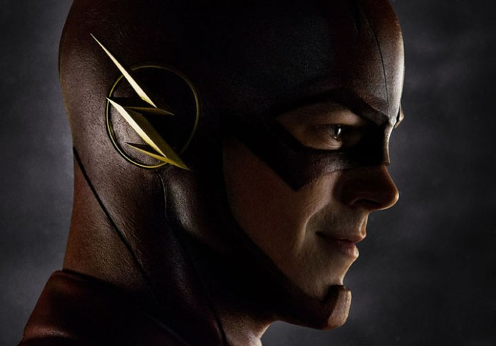"The Flash -- ""Pilot"" -- Image FLA101_0001 -- Pictured: Grant Gustin as The Flash -- Photo: Jack Rowand/The CW -- © 2014 The CW Network, LLC. All rights reserved"