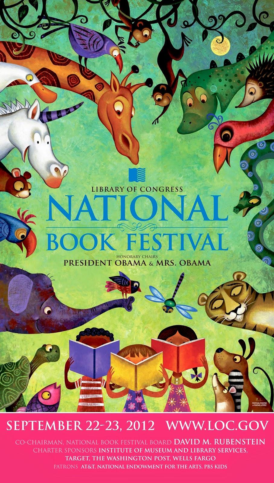 LOC NBF 2012 poster Rafael Lopez