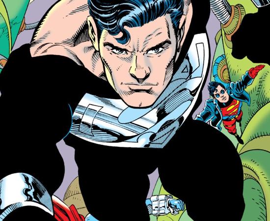 Superman-Black