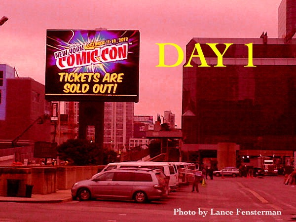 055499762 NYCC  16  Exclusive listing of ALL the 2016 New York Comic Con ...