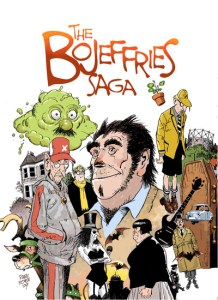 The Bojeffries Saga - Buy It Now!