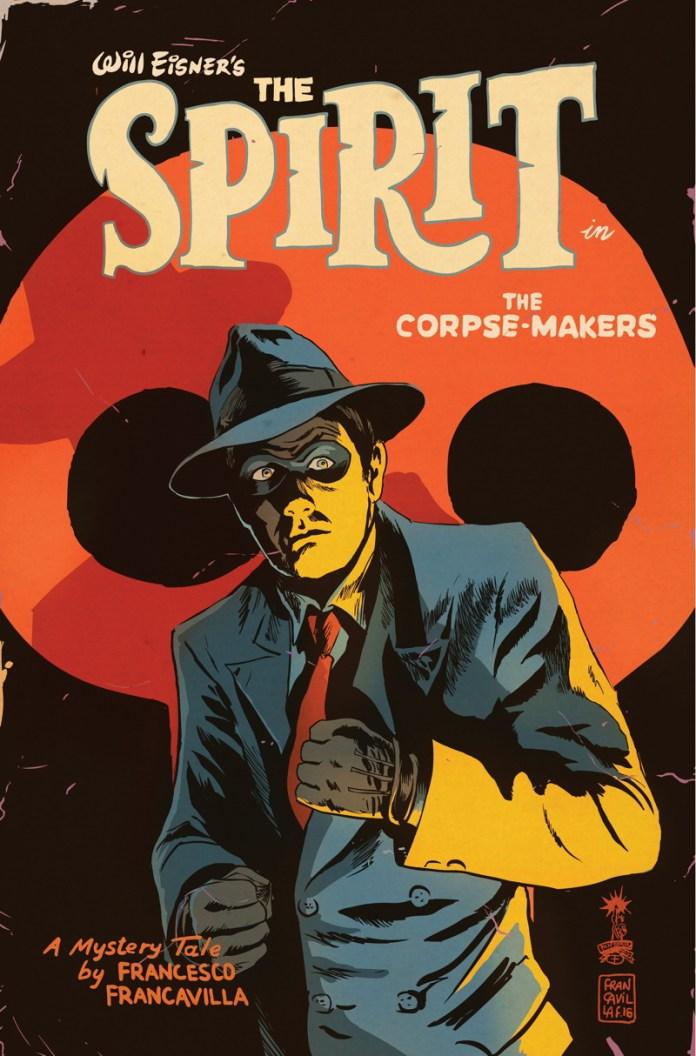The Spirit - The Corpse-Makers #1 - Francesco Cover.jpg