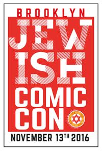 TODAY - Jewish Comic Con