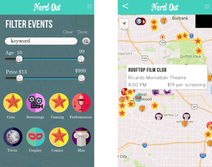 kickstarter spotlight nerd out app is making sure we know about