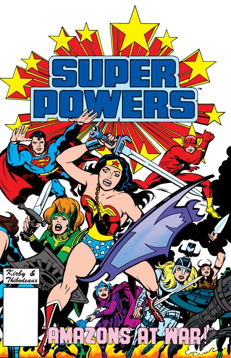 DC Announces New Graphic Novel Titles for Summer 2017! - The