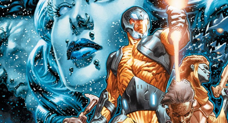 Valiant announces new X-O Manowar #1 for March with Kindt and five artists