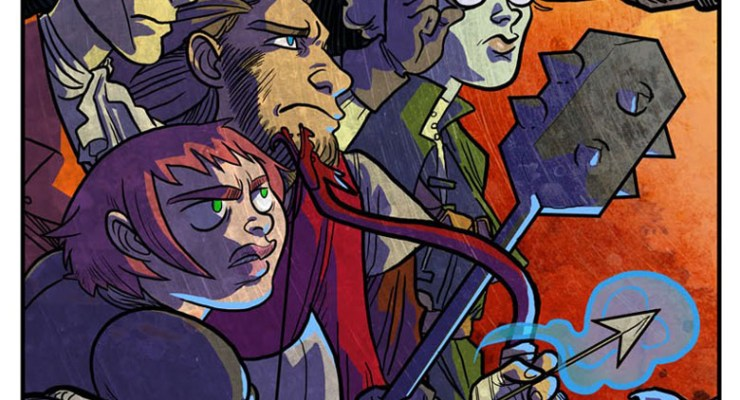 Webcomics in Review: Guilded Age – IRL
