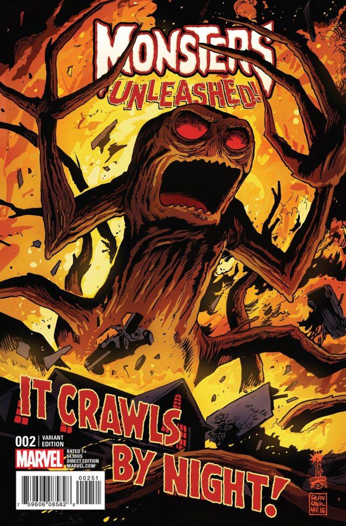 Monsters_Unleashed_2_Francavilla_Variant