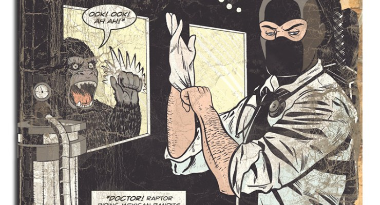 Webcomics in Review: Dr. McNinja – Rule of Cool