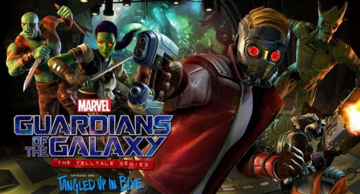 Telltale's Guardians of the Galaxy Series and WB's Injustice 2 villains get NEW trailers.