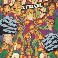 Doom Patrol 6 Variant by Samplerman Yvan Guillo