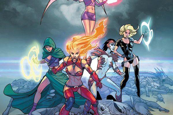 WonderCon '17: Aspen Comics prepares for Decimation
