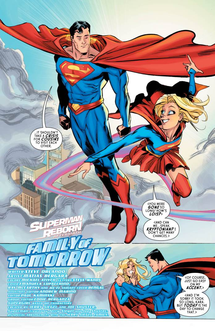 DC REBORN ROUND-UP: SUPERGIRL #8 and THE FLASH #20 stand on the