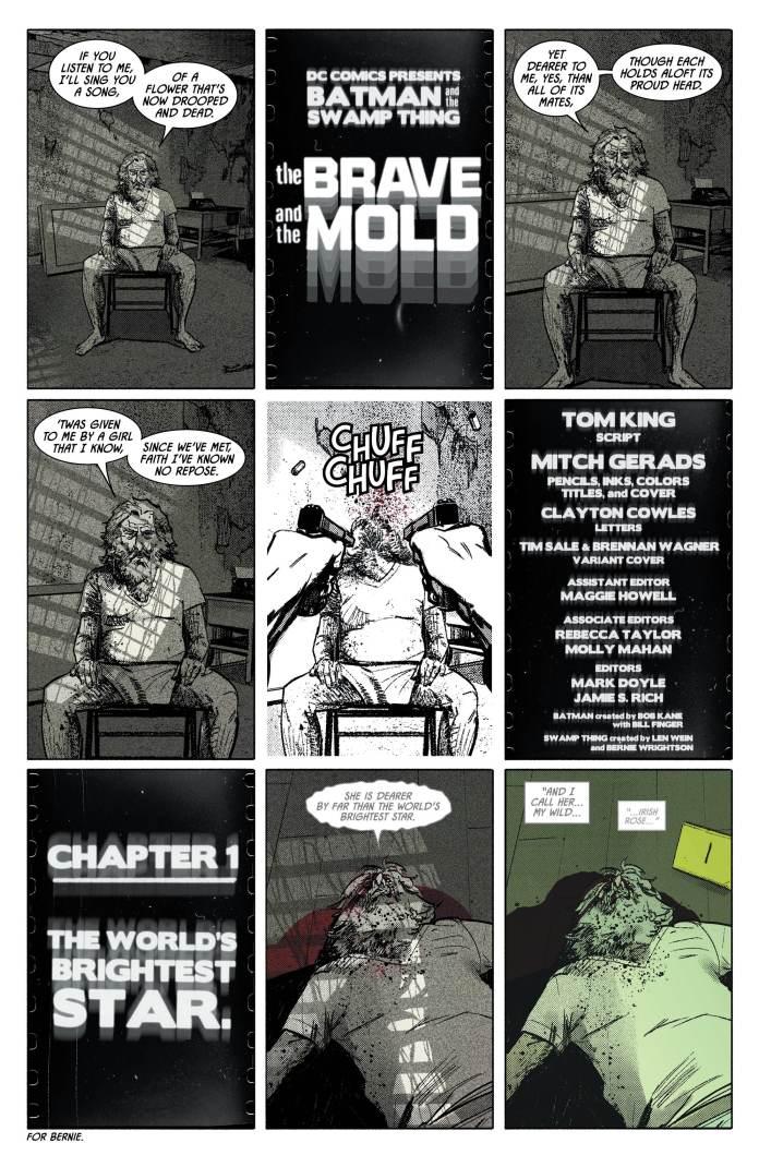 DC REBORN ROUND-UP: BATMAN #23 is the best Bat-comic in