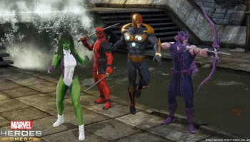 Marvel Heroes PC Game to come to consoles this Spring - The Beat