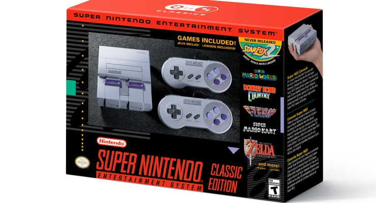 No Spandex Saturday: Why Nintendo's SNES Classic fiasco is on the cusp of making piracy acceptable.