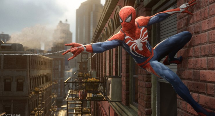 Shocker comes to PS4's SPIDER-MAN but he didn't bring a release date.
