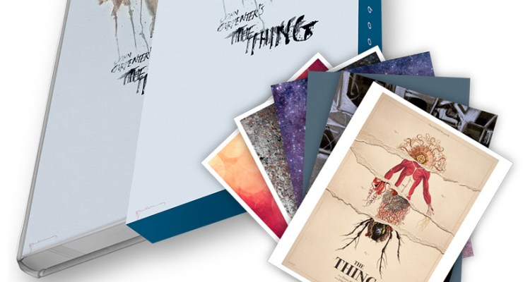 SDCC'17: John Carpenter's THE THING gets a 35th Anniversary book featuring top comics talent.