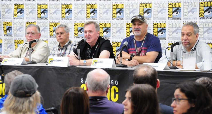 SDCC '17: Jack Kirby Tribute Panel Talks Centennial Birthday, Disney Legend Status, and Projects in the Works