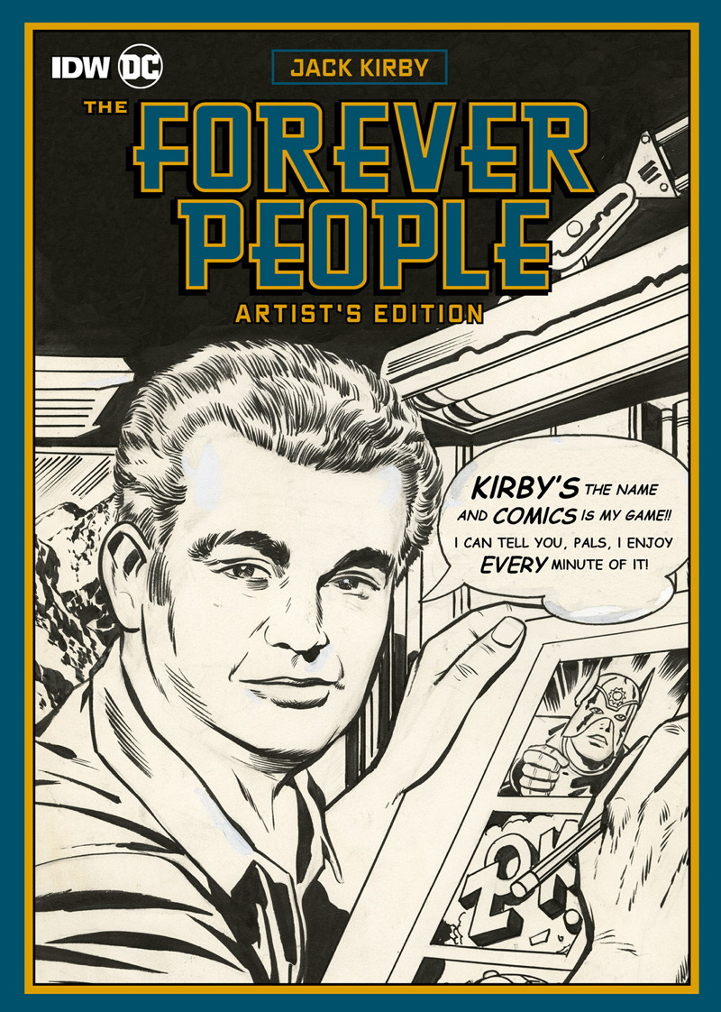 Forever People variant