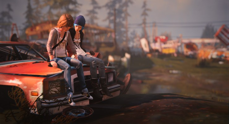 NSS: Why Life is Strange is the best SDCC panel you don't know about.