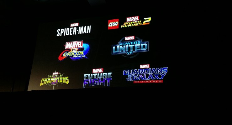 SDCC'17: Marvel Games panel shows off the vision behind the resurgence of The House of Ideas