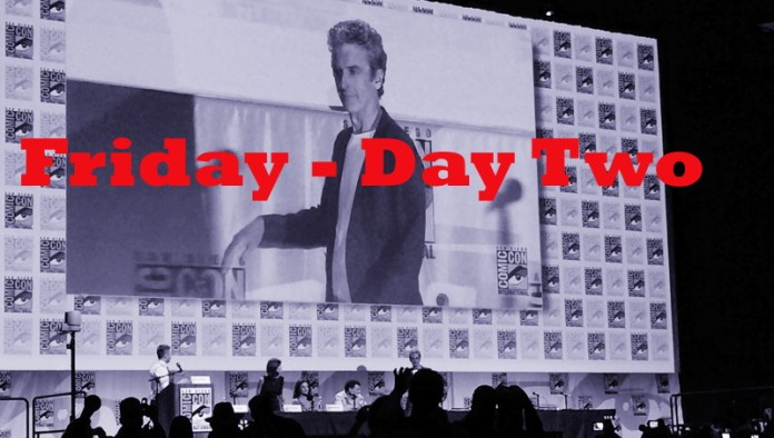 SDCC '17: All the Friday Programming from Sharknado to Mimi Pond