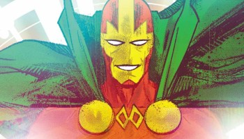 DC ROUND-UP: Escaping to the Fourth World in MISTER MIRACLE